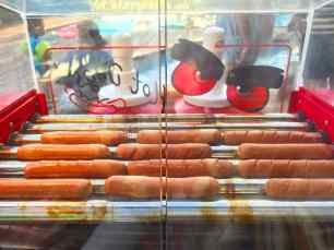 Hotdog Grill Machine Rental