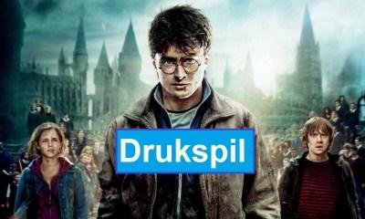 Harry Potter Drukspil