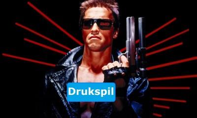 The Terminator Drukspil