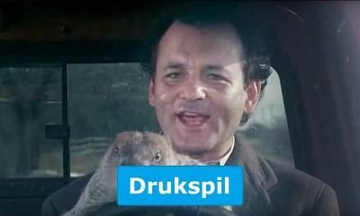 Groundhog Day Drukspil