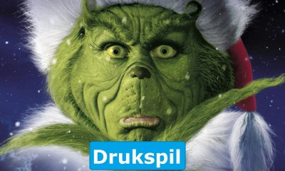 How the Grinch stole Christmas drukspil
