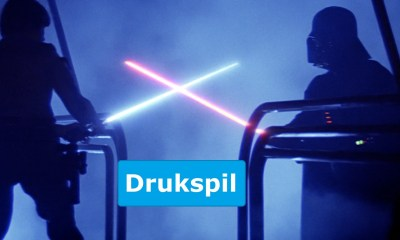 Star Wars - The Empire Strikes Back Drukspil