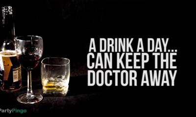 7 Chokerende Grunde til at drikke
