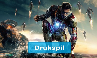 ‏Iron Man 3 Drukspil