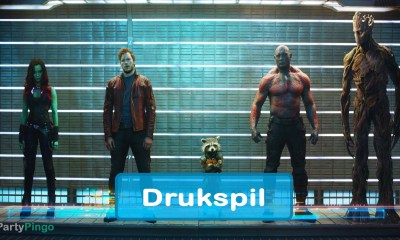 Guardians of the Galaxy Drukspil