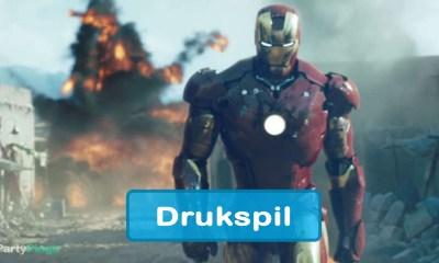 Iron Man Drukspil