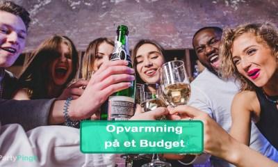 Opvarmning på et Budget