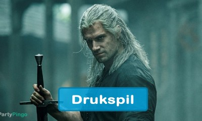 The Witcher Drukspil