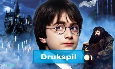 Harry Potter og De Vises Sten Drukspil