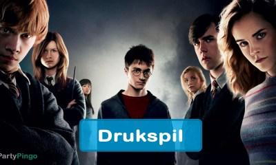 Harry Potter og Fønixordenen Drukspil