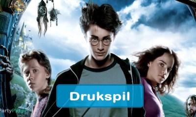 Harry Potter og Fangen fra Azkaban Drukspil