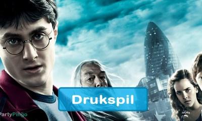 Harry Potter og Halvblodsprinsen Drukspil