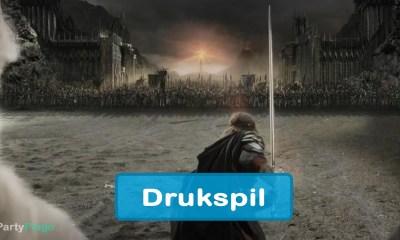Ringenes Herre - Kongen vender tilbage Drukspil