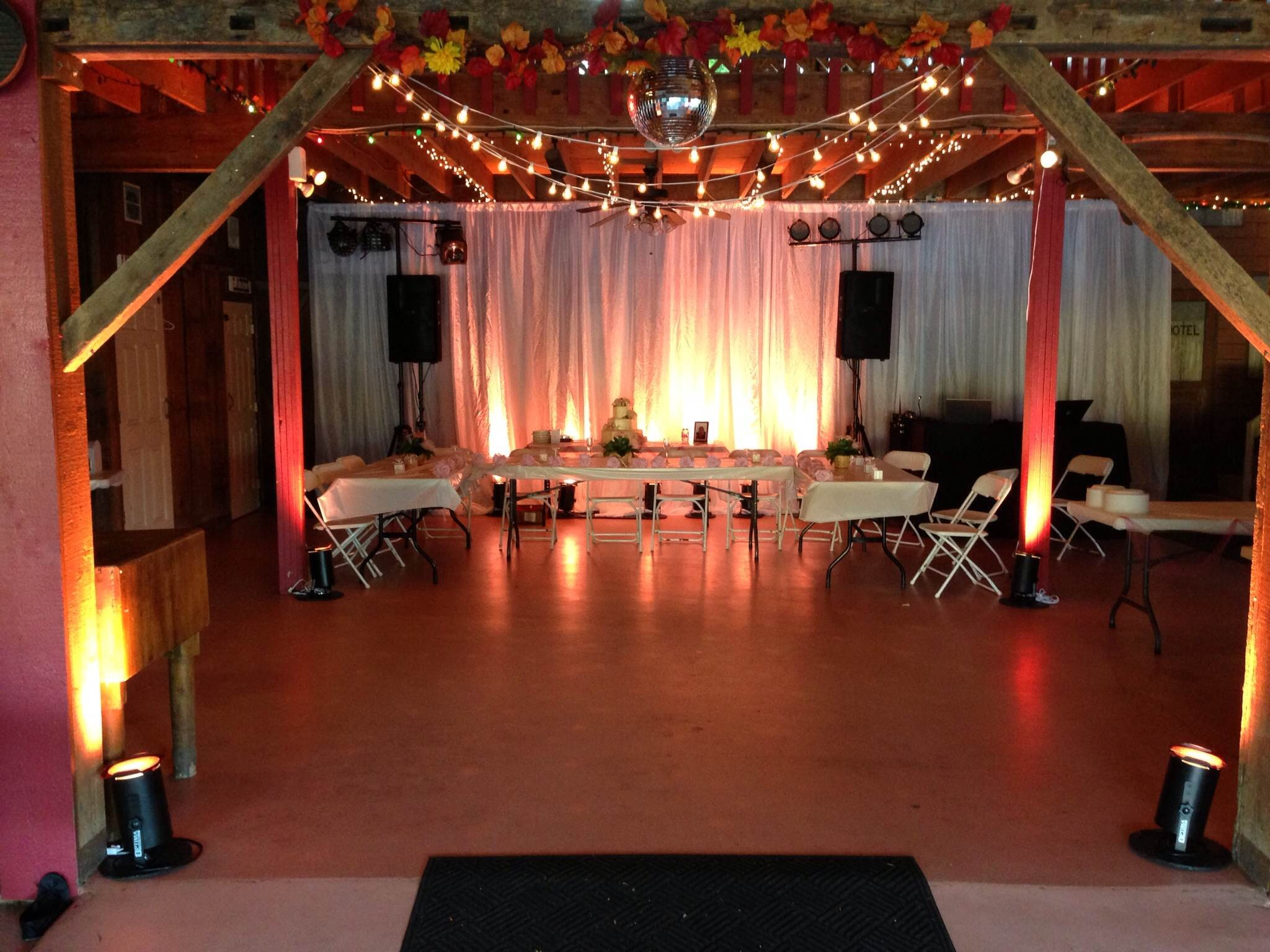 Gilberts Party Barn Party Pleasers Services