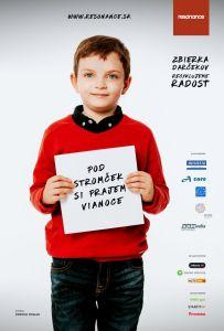 a272b8e95f5a Zrecyklujte radosť a pomôžte na Vianoce chorým a chudobným deťom ...