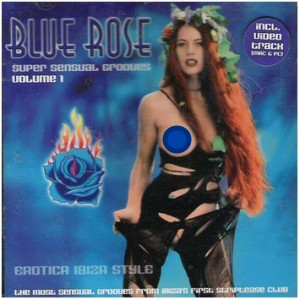 Super Sensual Grooves Various Artists Blue Rose Vol. 1 Hug (Intergroove)