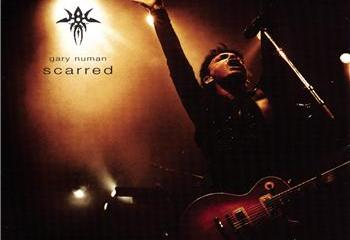 NuSounds from Numan. Gary Numan - Scarred