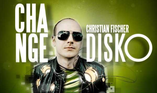 Das neue Album Change Disko von Christian Fischer