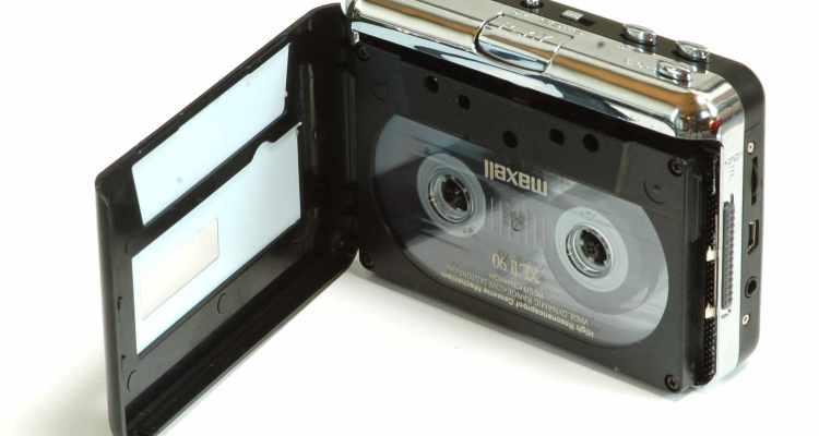 Kasette auf MP3 überspielen