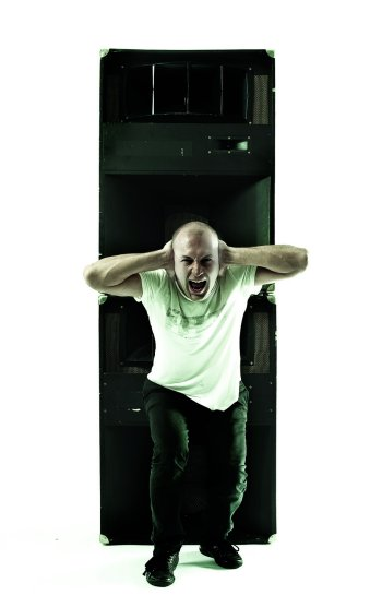 "Marco Carola Techno DJ präsentiert sein Album ""Play it Loud!"""