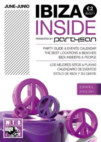PARTYSAN-Ibiza-June-2011 Cover Magazin