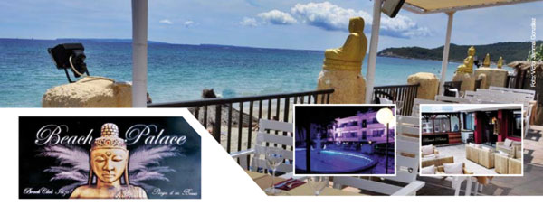 Beach Palace Restaurant Ibiza Playa den Bossa