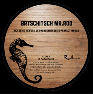 """Looking For The Perfect World Paul Brtschitsch & Mr. Rod Looking For The Perfect World Remix by Mathias Schaffhaeuser Release 7th September 2011 12"""" RootVD 006"""