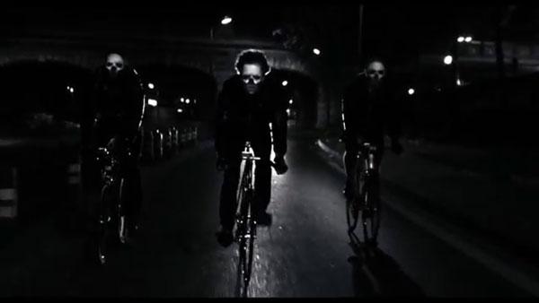 Gesaffelstein Ghostriders Viol Video in Paris