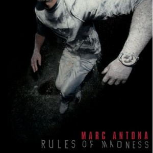 """Marc Antona Rules of Madness Dissonant (Distributed by WordandSound) CD+3x12""""Singles Release: 05.09.2011"""