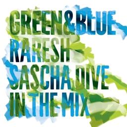 Green and Blue, Raresh, Sascha Dive, In the Mix, Green&Blue, Sven Väth, Ricardo Villalobos, Loco Dice, Cocoon, Recordings, Ibiza, Frankfurt, Sonntags Party