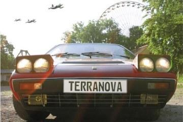 Hotel Amour ist das vierte Studio-Album von TERRANOVA, bestehend aus den Künstlern &ME und FETISCH.