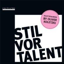 6 Years Stil Vor Talent Oliver Koletzki