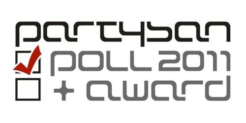 Partysan-Poll-Award-2011-Logo