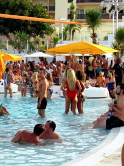 Ocean Beach Club Ibiza San Antonio