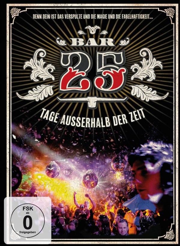 BAR25 – TAGE AUSSERHALB DER ZEIT ist ein faszinierendes Zeitdokument über den weltweit bekannten Club am Berliner Spreeufer.