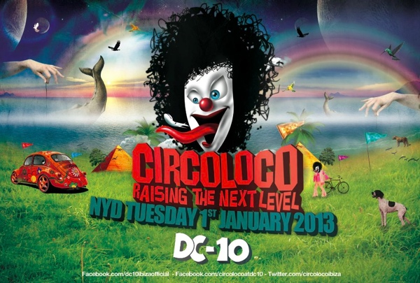 Circoloco New Year's Day