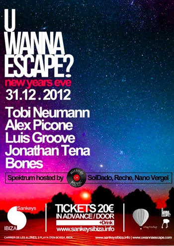 U-Wanna-Escape-NYE-Sankeys-Ibiza