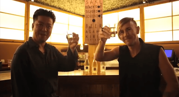 ENTER.Sake: A Conversation between Richie Hawtin and Masaaki Fujioka