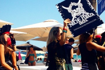 Ibiza Beachpromotion