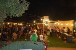 Oasis Festival Marrakech, Morocco, 2016. Food Court, Burger, Kefta, Juices and Drinks.