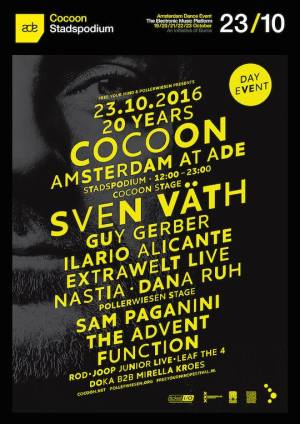 ADE 2016 Cocoon
