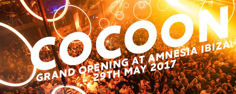 Cocoon Ibiza 2017