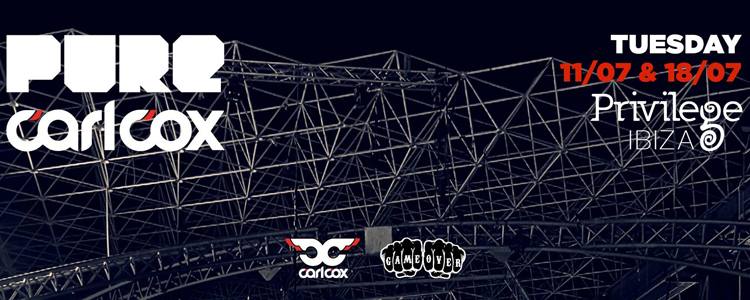 Carl Cox Ibiza
