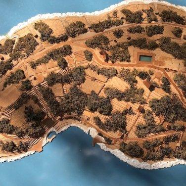 Aerial - Obonjan Island Cratia 2017
