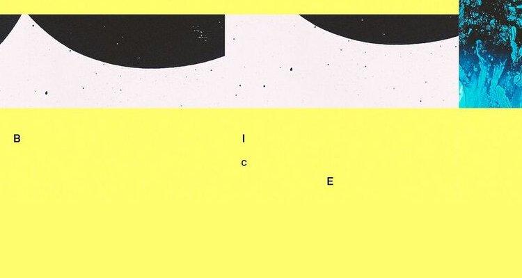 Bicep Album Cover