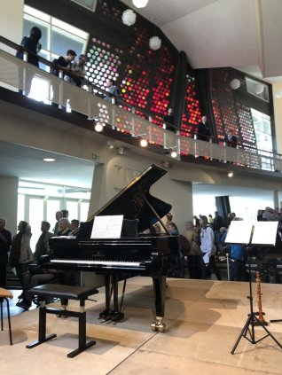 Philharmonie Berlin Lunch Konzerte Rentneralarm