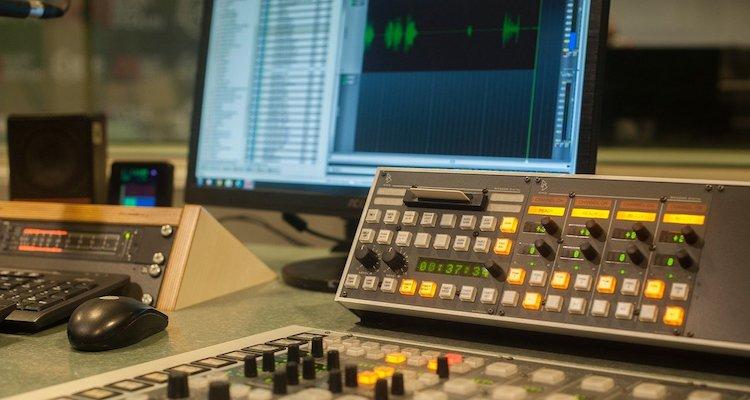 8D Audioproduktion im Studio
