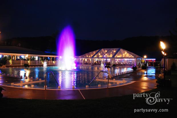 Fox Chapel Yacht Club Wedding Reception PartySavvy