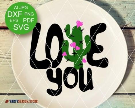 Download Love you Cacti