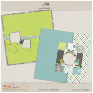 Free Scrapbooking Pages Printables